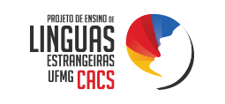 Logotipo do CACS Línguas