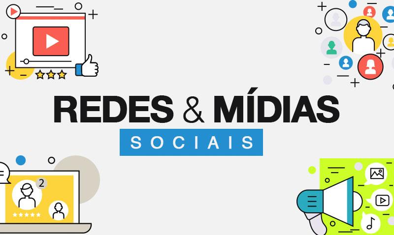 Redes sociais, mídias sociais e o que elas representam no marketing